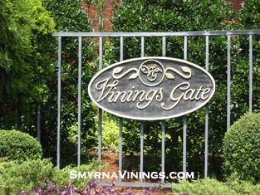 Vinings Gate Homes