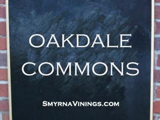 Oakdale Commons - Smyrna Vinings Homes, Smyrna Vinings Real Estate