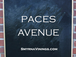 Paces Avenue - Vinings Townhomes