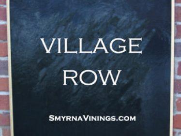 Village Row - Vinings Townhomes