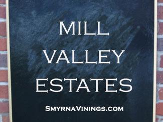 Mill Valley Estates - Smyrna Homes