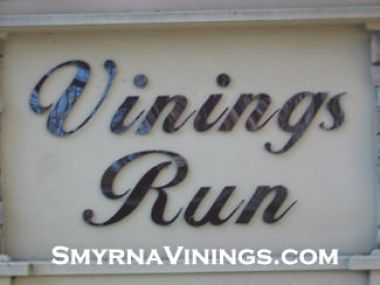 Vinings Run Condos