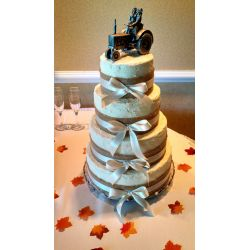 Small Crop Of Country Wedding Cakes