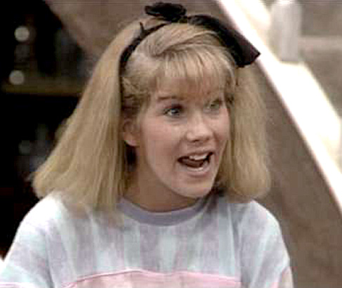 Josie Davis - Charles in Charge (1987-1990)