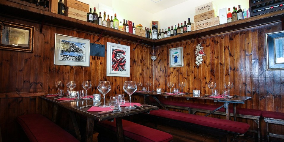 10 ristoranti in italia dove mangiare tartufo for Mangiare in piani di cucina