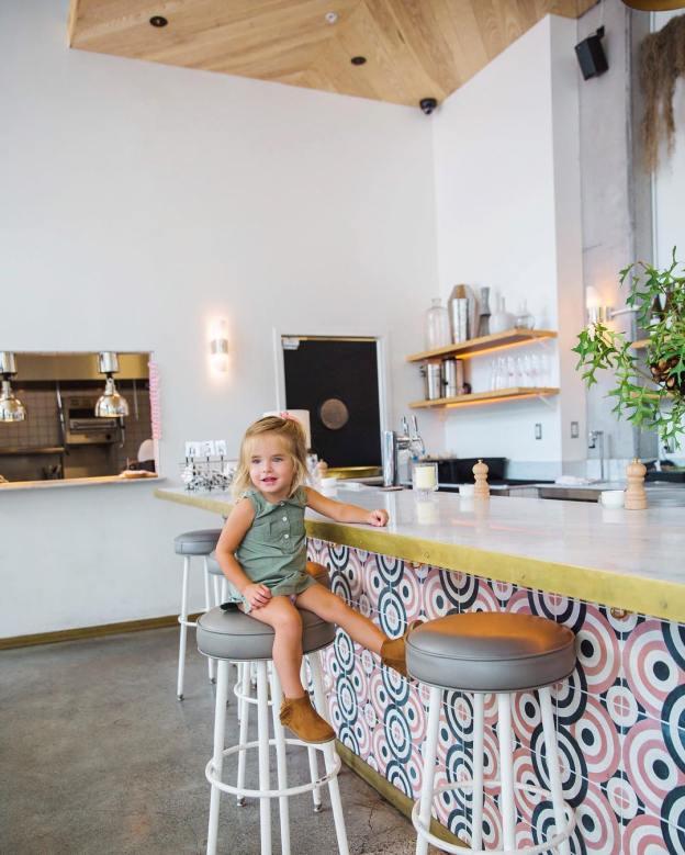 How dreamy is reveillecoffee?  We met our sweet friendhellip