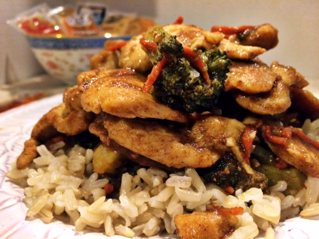 Easy Chinese Chicken and Broccoli Takeout Recipe