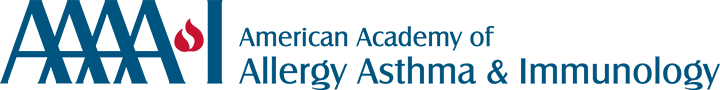 American Academy of Allergy Asthma and Immunology Link