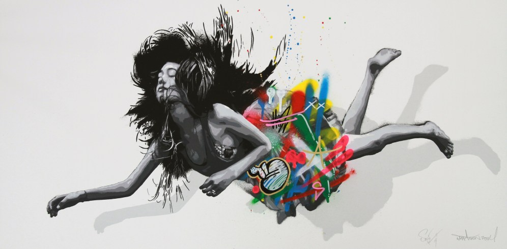 All We Are Is Falling (with Martin Whatson)