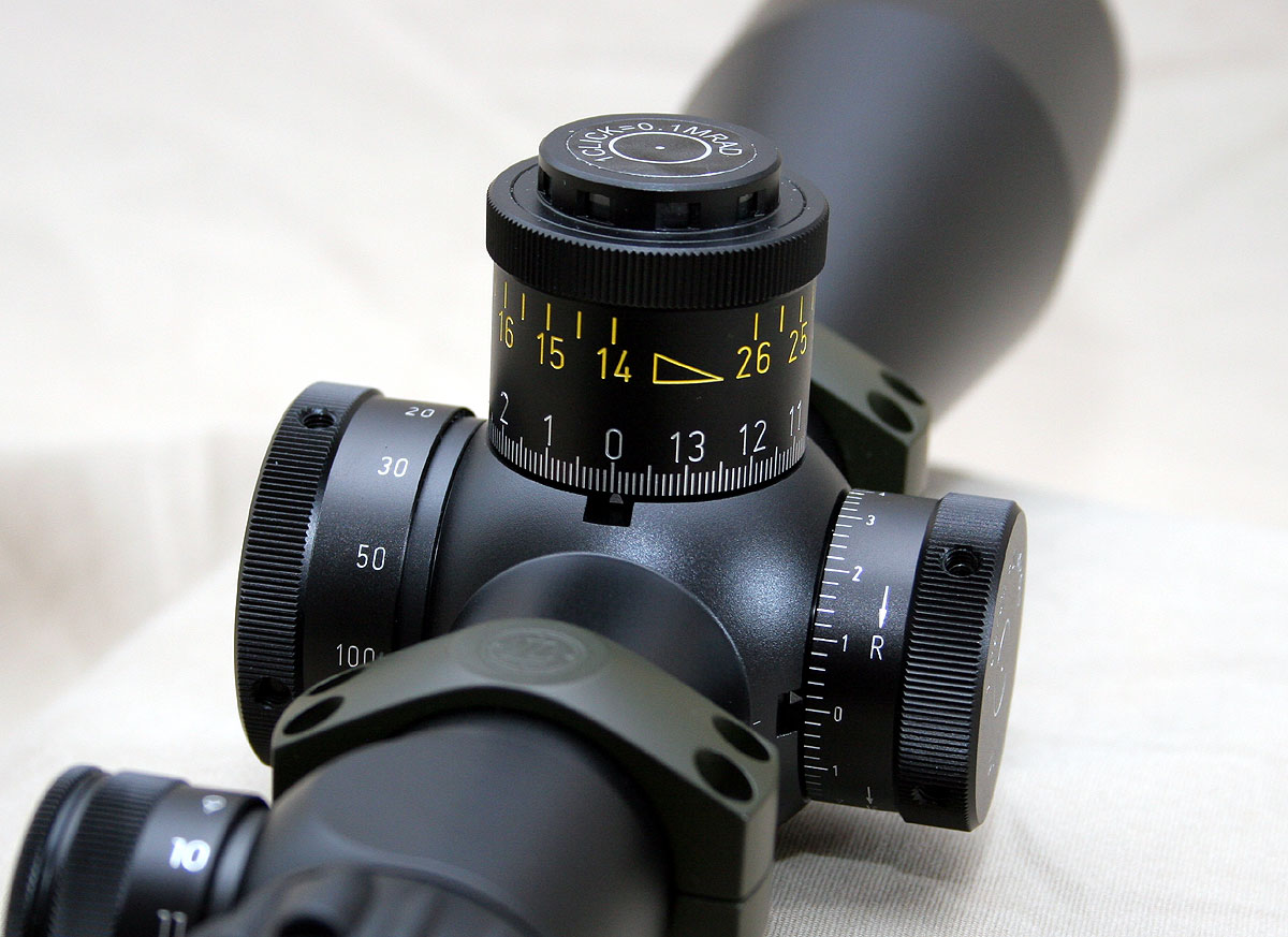 s b pm ii xmm full review sniper central the windage knob is not nearly as tall as the elevation knob though it is the same diameter it has the same 1 mil clicks the same firm and positive