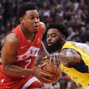 Indiana Pacers vs Raptors