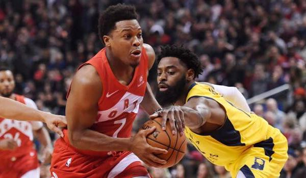 Indiana Pacers vs Raptors
