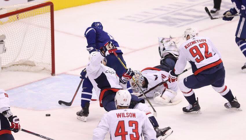 Leafs vs Capitals