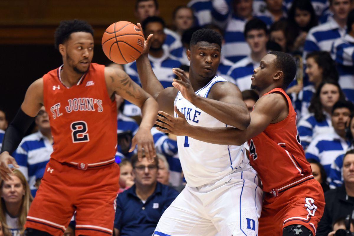 Duke vs St John's