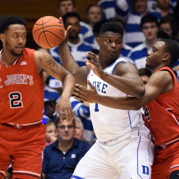 Duke vs St John's