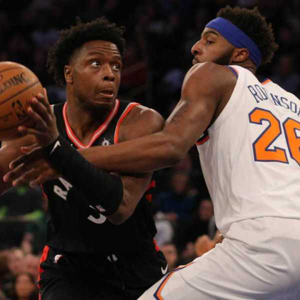 Raptors vs Knicks