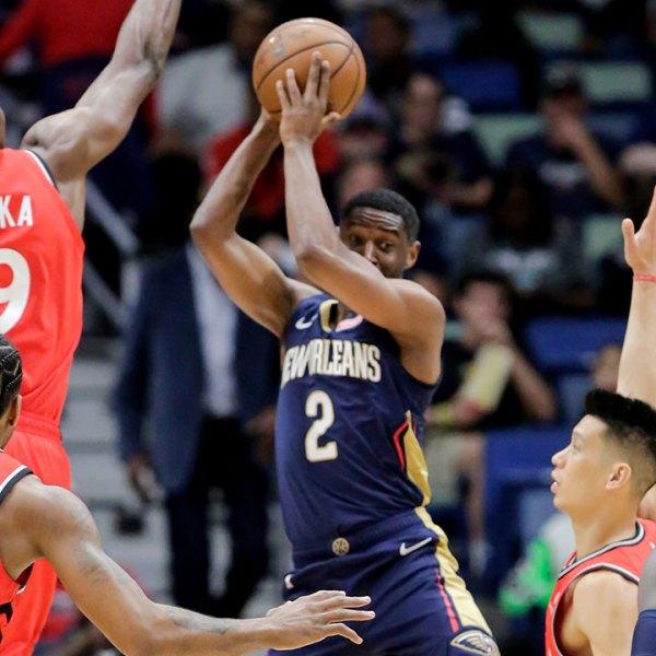 Raptors vs Pelicans