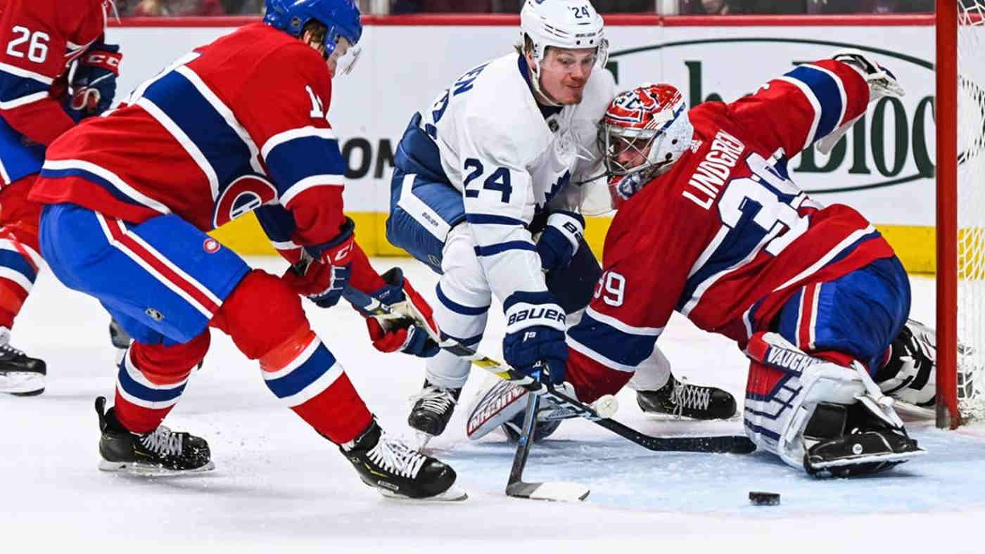 Leafs final regular