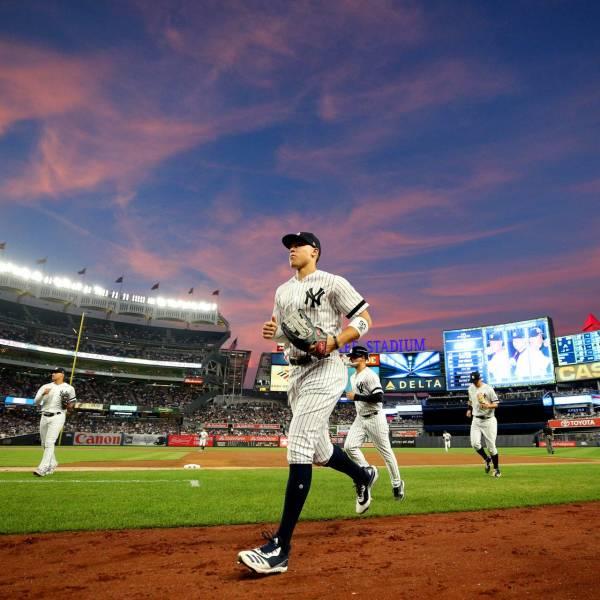 Blue Jays vs Yankees 4