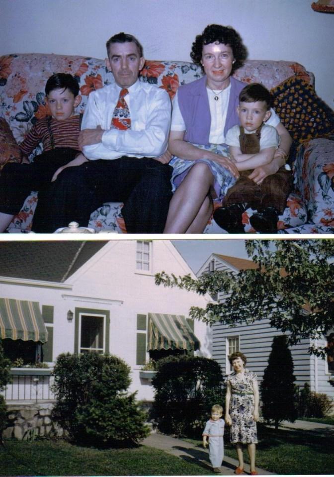 Fox Family Circa 1950
