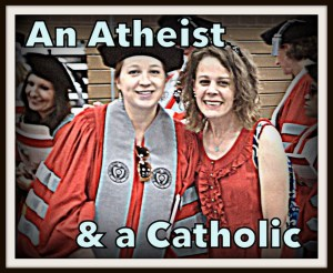 atheist and catholic