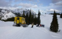 Snow Cat Tours at Fortress Mountain