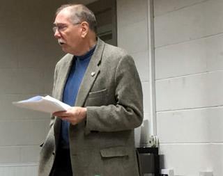 Rob Gibson speech