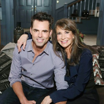 Jason Thompson Jess Walton