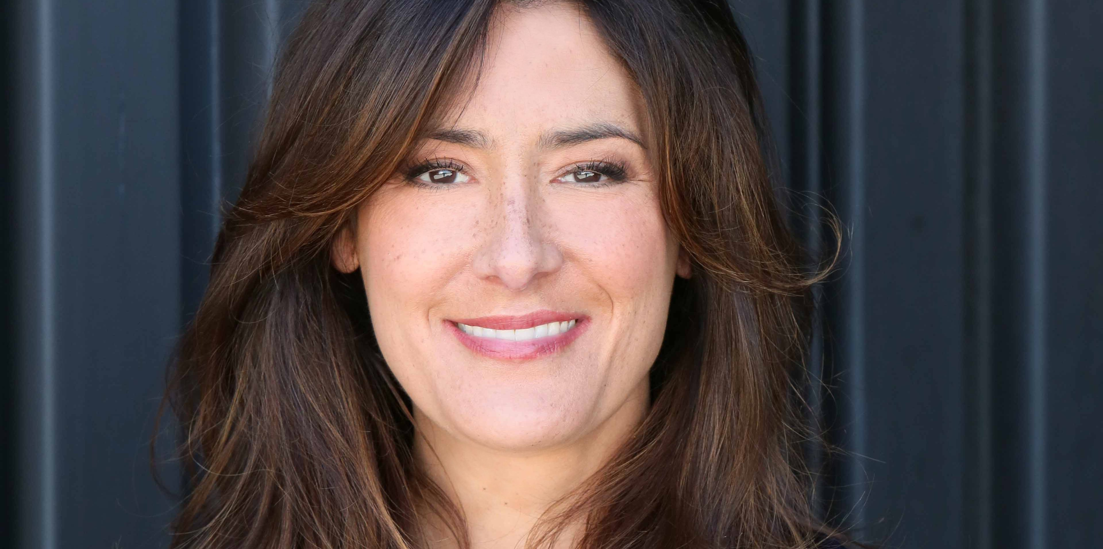 "Alicia Coppola ""The Young and the Restless"" Set  CBS television City Los Angeles 04/27/16 © Howard Wise/jpistudios.com 310-657-9661"