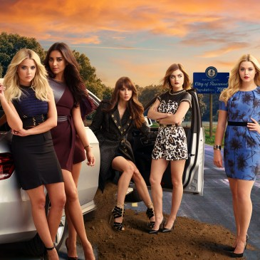 """PRETTY LITTLE LIARS - """"Pretty Little Liars"""" premieres January 12 at 8/7c on Freeform, the new name for ABC Family. (Freeform)"""