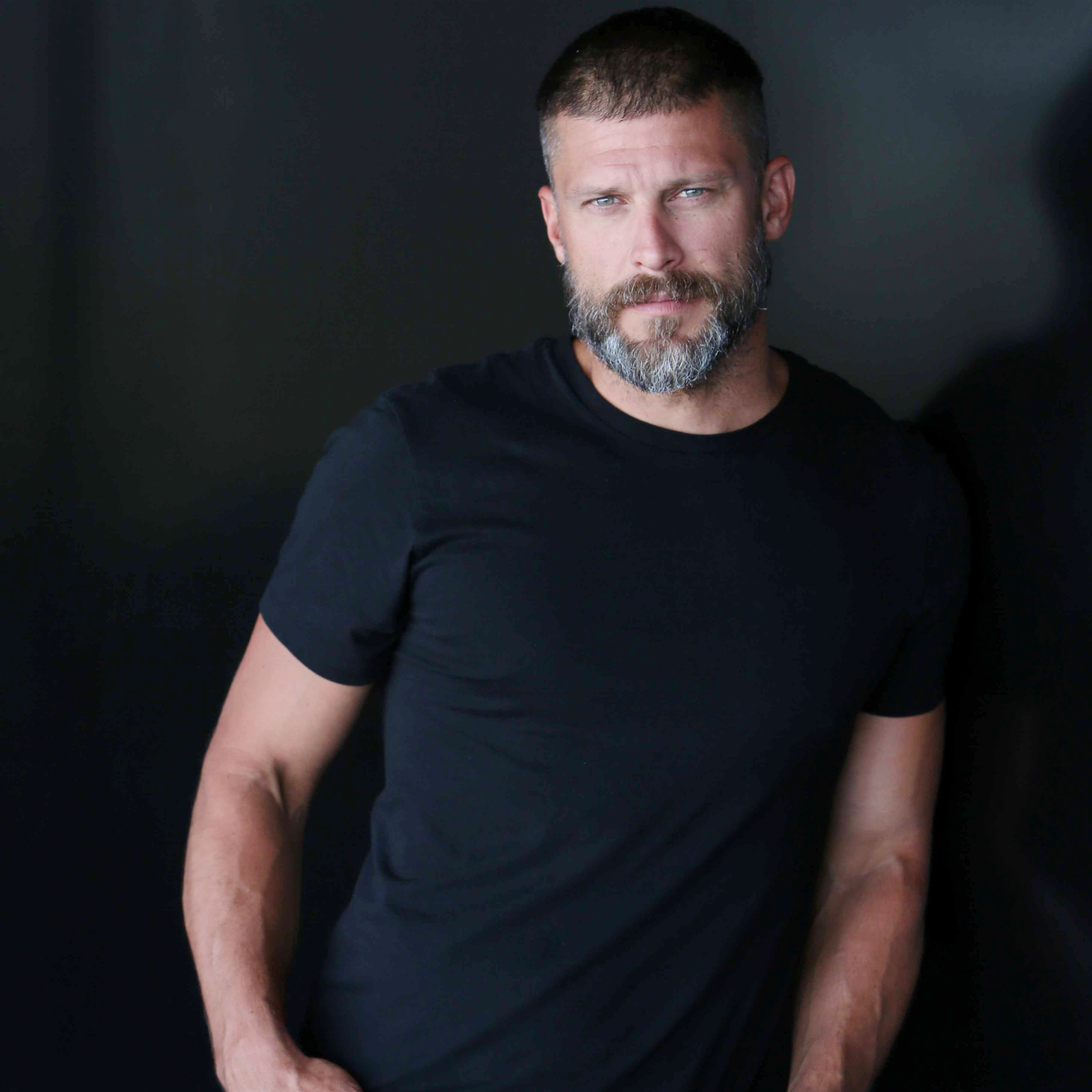 "Greg Vaughan ""Days of our Lives"" Set NBC Studios Burbank 07/19/16 © Howard Wise/jpistudios.com 310-657-9661"
