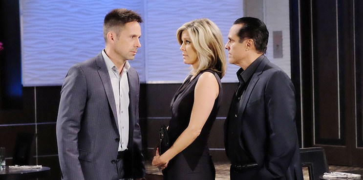 Laura Wright, Maurice Benard, William deVry