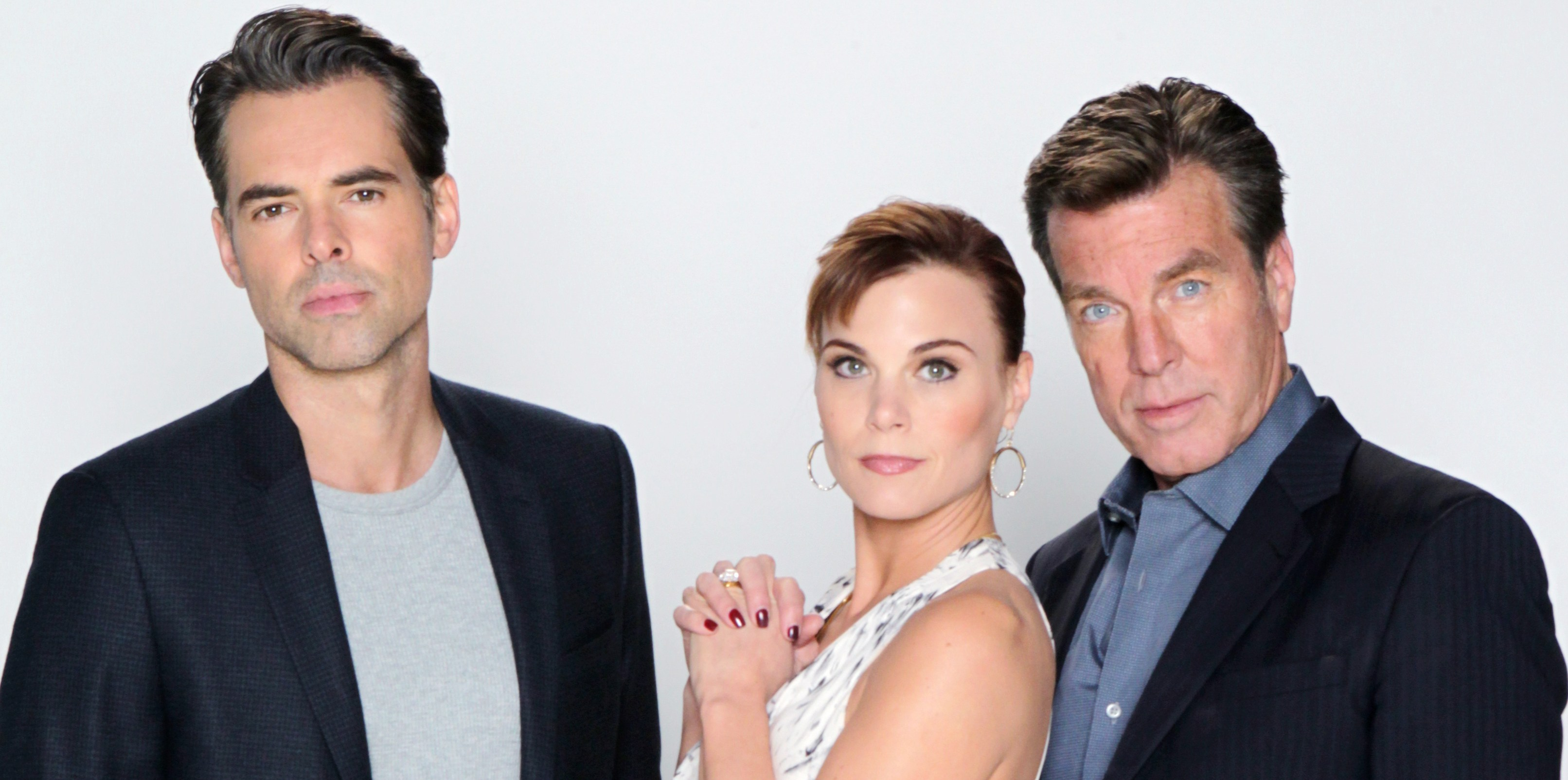 Jason Thompson, Peter Bergman, Gina Tognoni