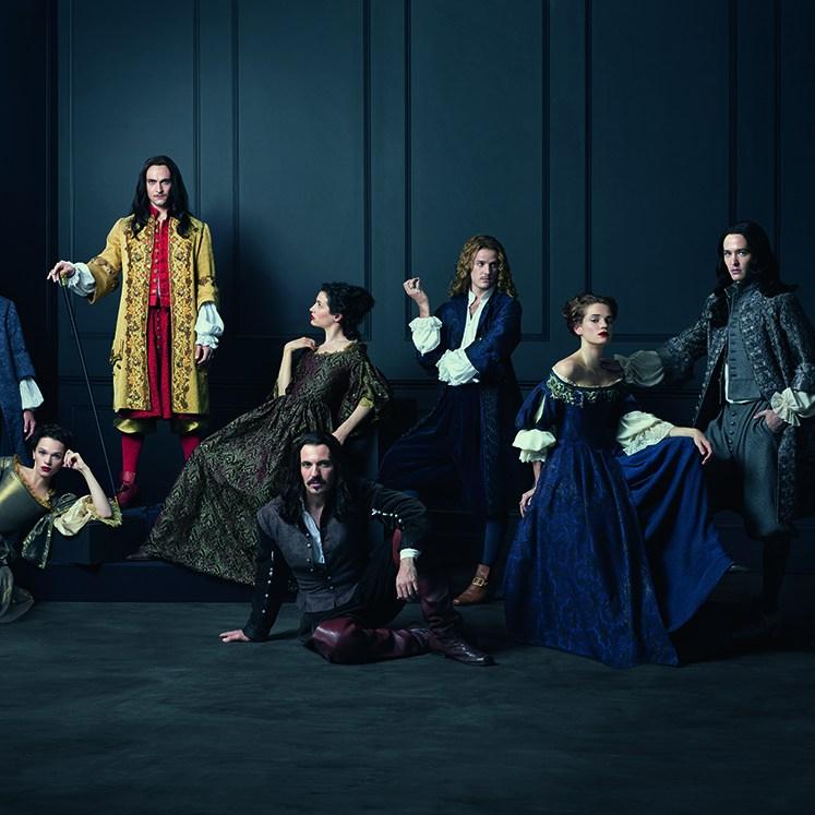 Versailles cast