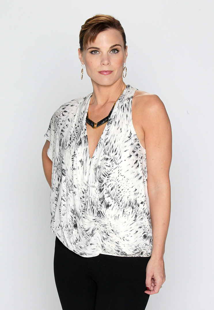 Tuesday Fast Five With Gina Tognoni Soap Opera Digest