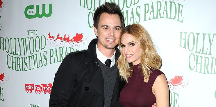 Darin Brooks, Kelly Kruger The 85th Annual Hollywood Christmas Parade Hollywood Blvd Hollywood, CA 11/27/16  © Jill Johnson/jpistudios.com 310-657-9661