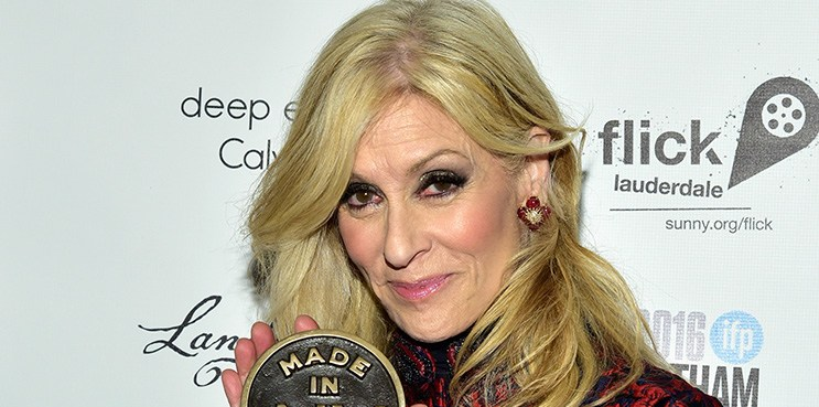 "Judith Light (ex-Karen, OLTL) received the ""Made in NY"" Award at the 2016 IFP Gotham Independent Film Awards on November 28."