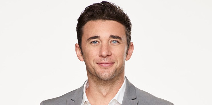 DAYS OF OUR LIVES -- Season: 51 -- Pictured: Billy Flynn as Chad DiMera -- (Photo by: Chris Haston/NBC)