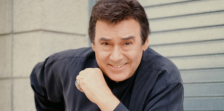 DAYS OF OUR LIVES -- Pictured: Joseph Mascolo as Stefano DiMera  (Photo by NBC/NBCU Photo Bank via Getty Images)