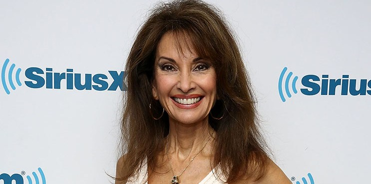 NEW YORK, NY - JUNE 06:  (EXCLUSIVE COVERAGE)  Actress Susan Lucci visits the SiriusXM Studios on June 6, 2016 in New York City.  (Photo by Astrid Stawiarz/Getty Images)