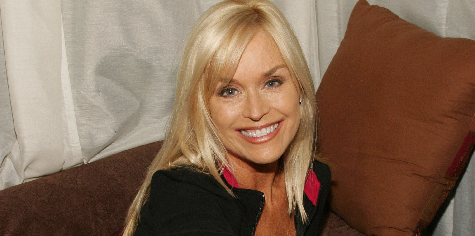 "Catherine Hickland during ""Pieces of Ass"" Los Angeles Performance - December 6, 2005 at The Roxy Theatre in Los Angeles, California, United States. (Photo by Amy Tierney/WireImage)"