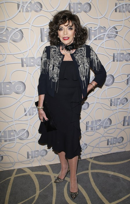 HBO's Official Golden Globe Awards After Party -Arrivals