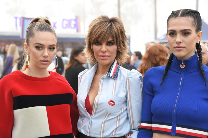 Tommy Hilfiger Women's Spring 2017 Collection