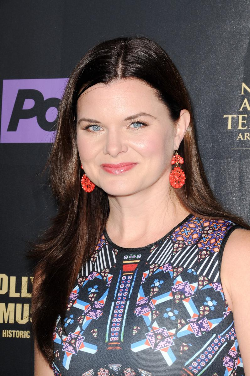 PRAYERS FOR MOM OF B&B'S HEATHER TOM | Soap Opera Digest