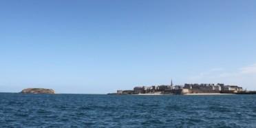 St. Malo vanaf het water