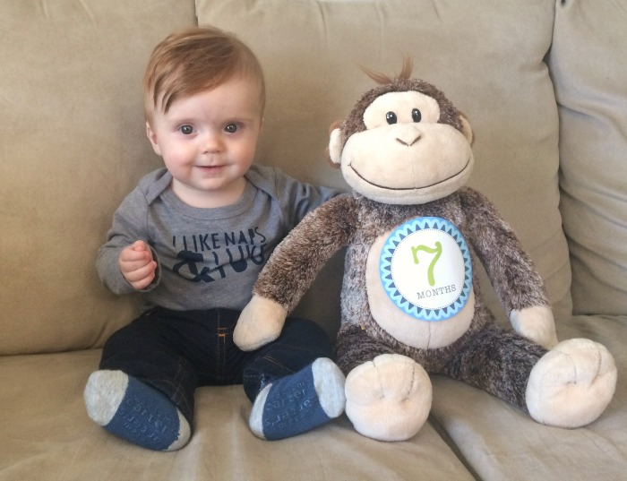 calebs-7-month-update-with-monkey