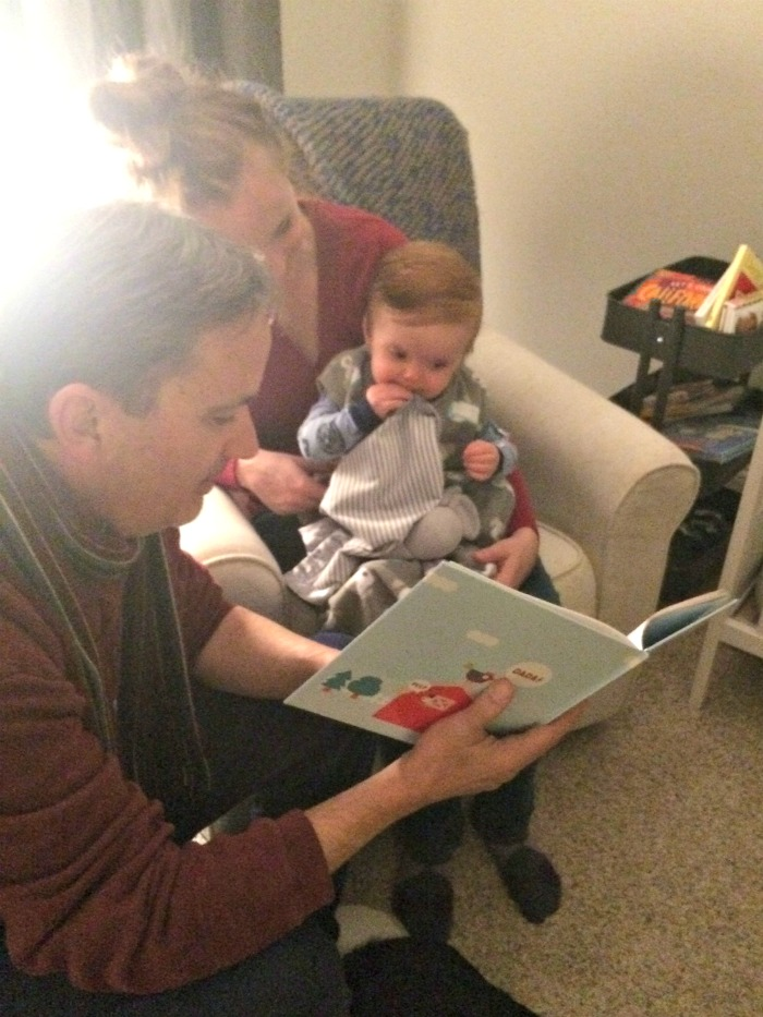 Story Time With Grandad