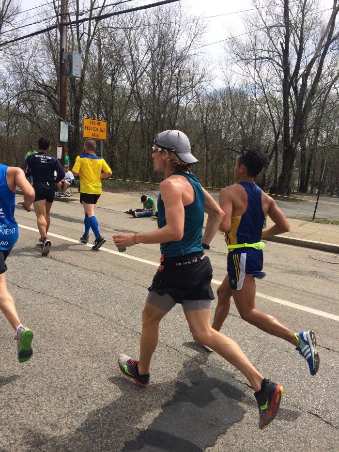 Boston Jordan Running