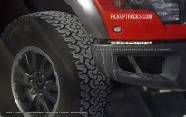 2013 Ford Raptor SVT F-150 Spy Shot 5