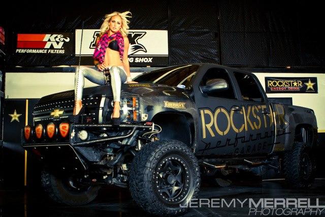 Monster Energy Drink Car Wrap Promotion